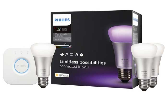 Philips hue color starter kit