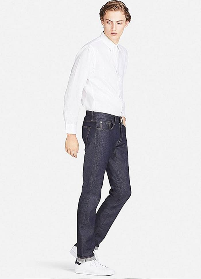 uniqlo free hemming