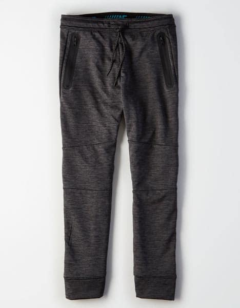 Black workout pants
