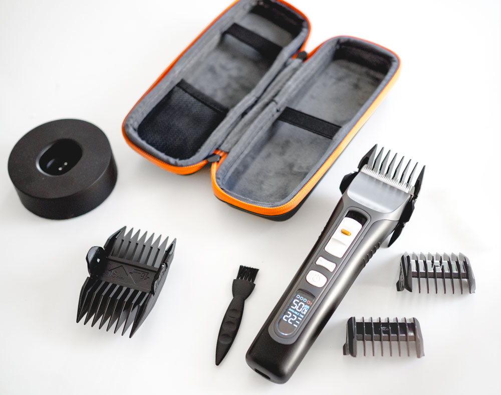 beardscape by brio beard trimmer kit review