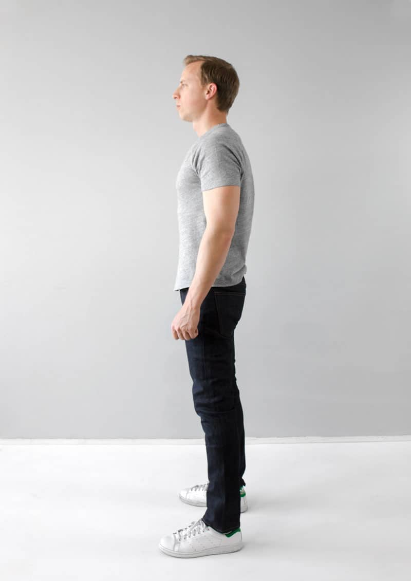 dstld slim raw jeans review
