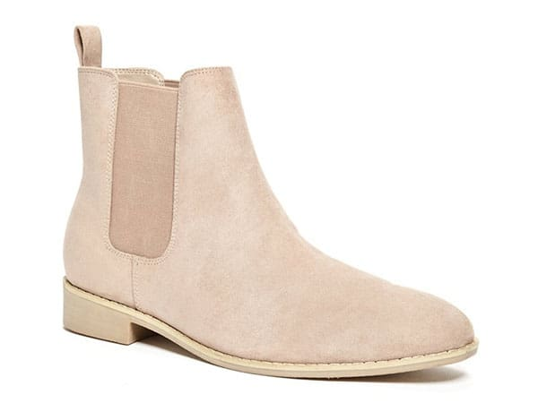 guess affordable suede chelsea boots