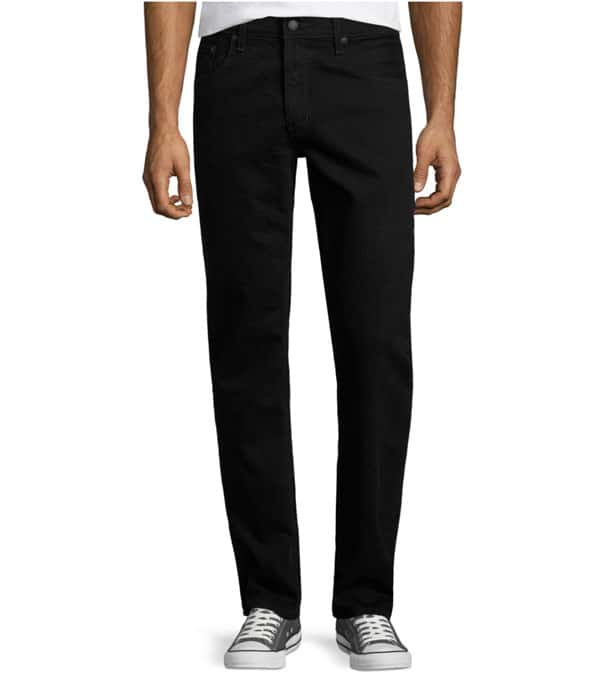 jcpenney arizona black jeans