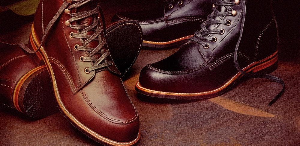 wolverine 1000 mile boot line