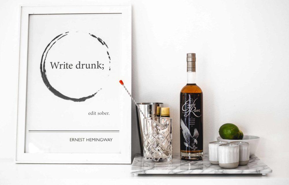 eagle rare whiskey