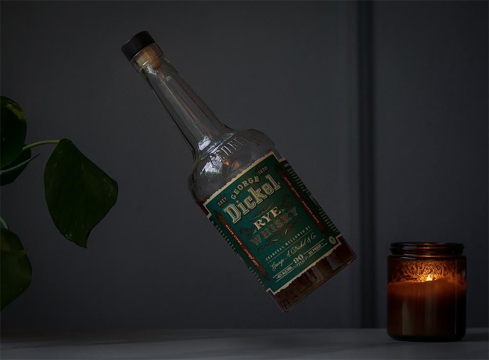 dickel rye best whiskey under 50
