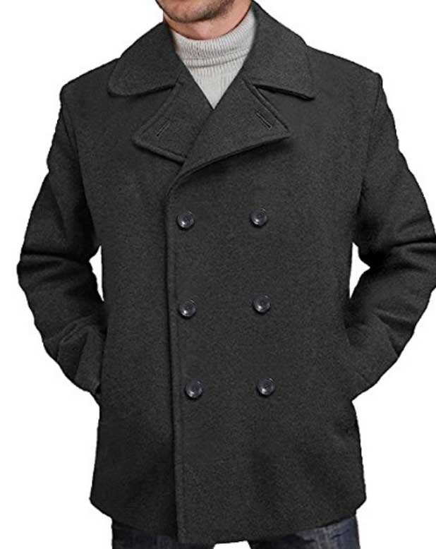 best pea coat