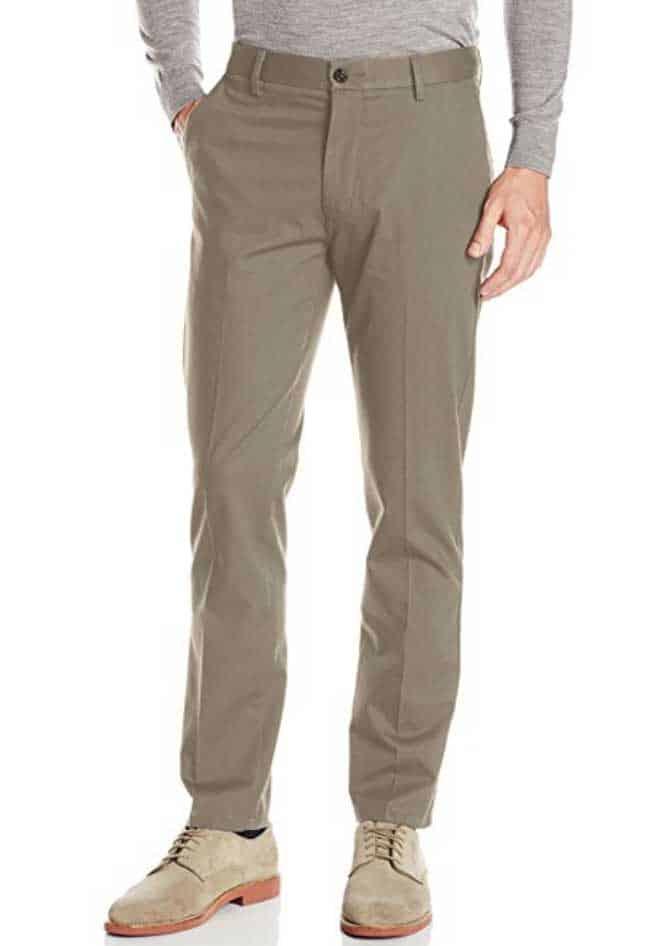Tan dress pants
