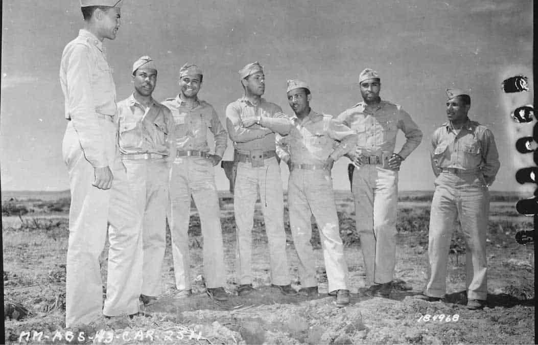 military chinos history