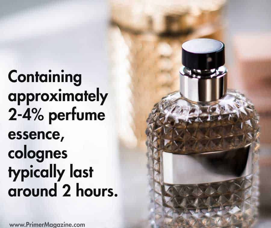 how long does cologne and perfume last