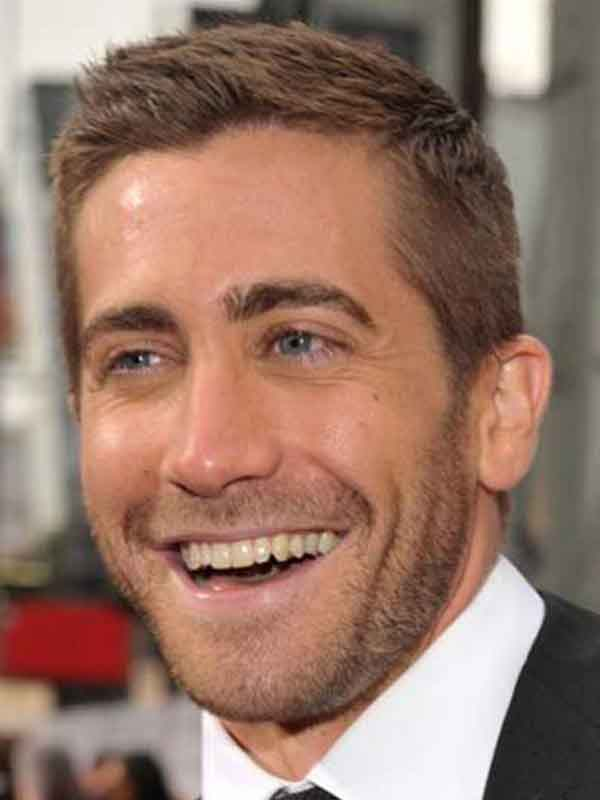 jake gyllenhaal short hairstyle