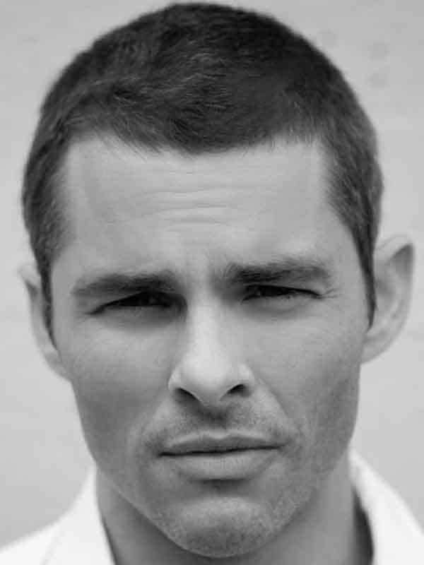 james marsden buzz cut hairstyle