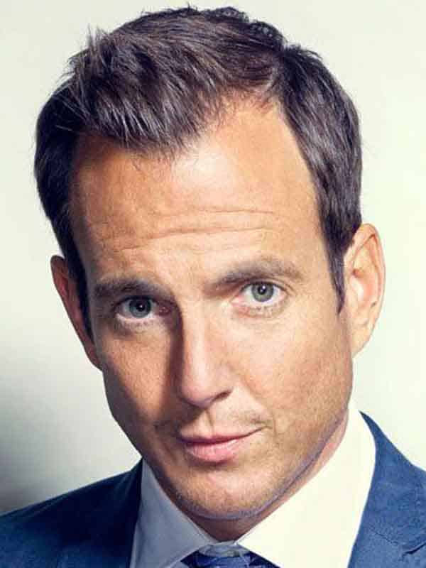will arnett hairstyle