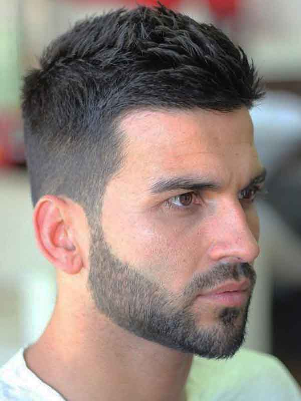 My New Spring Haircut [video] + 40 Photos for Men\'s Spring ...
