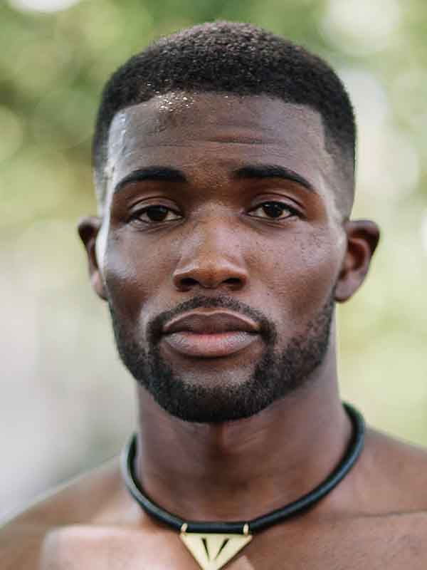 short spring hairstyles for black men