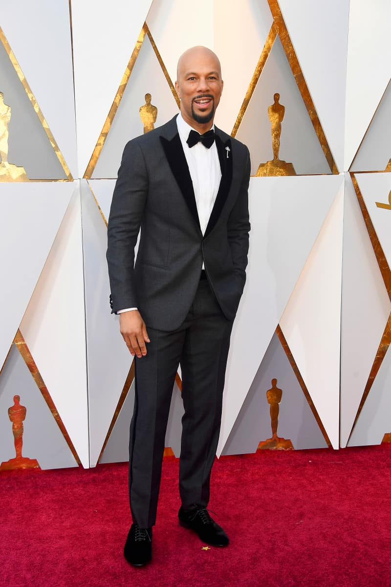 Image of Common in tuxedo
