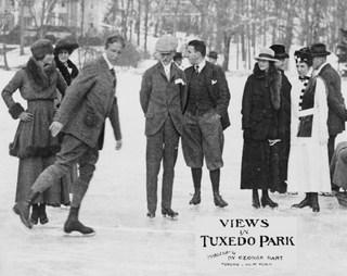 Tuxedo Park ad