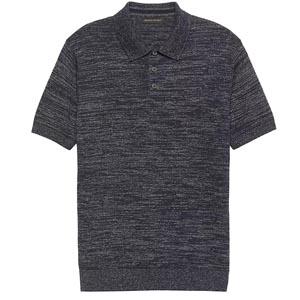 Charcoal short sleeve shirt