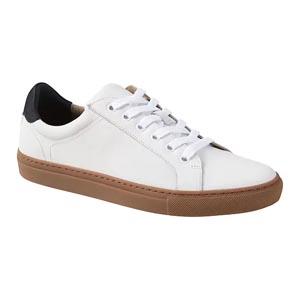 Gum sole sneakers