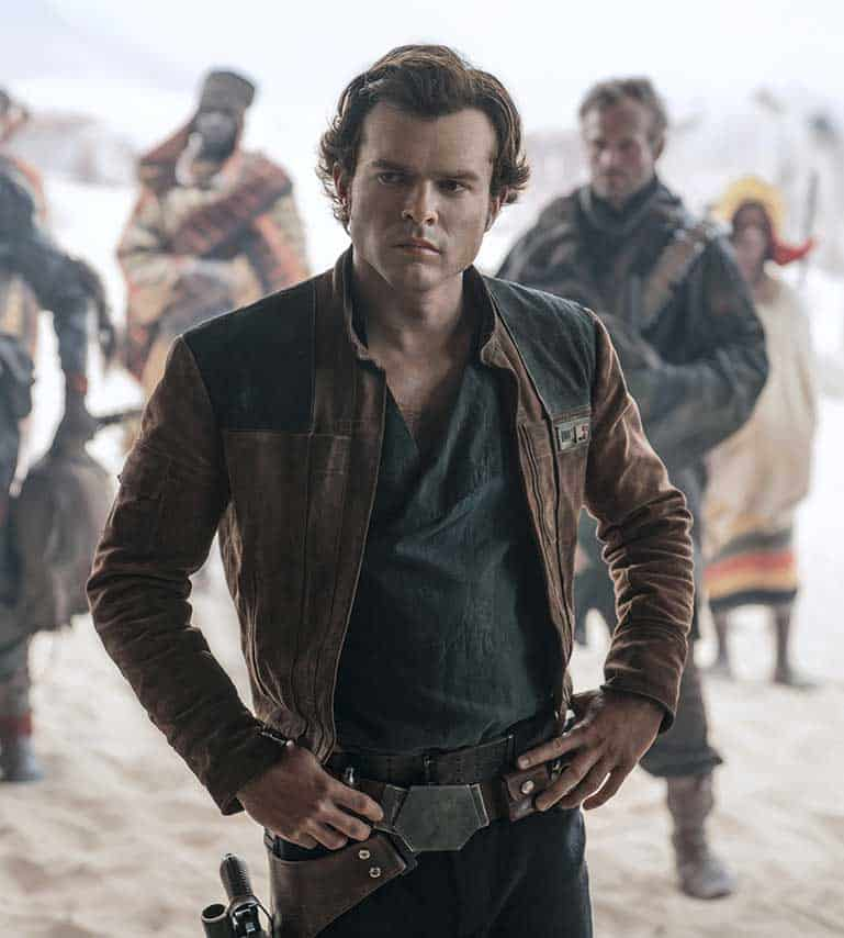 han solo screenshot from solo