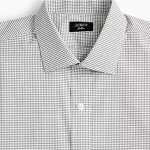 Close up of dress shirt
