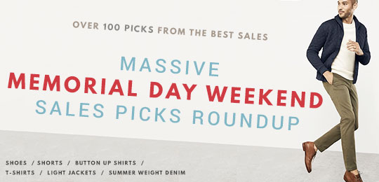 Massive Memorial Day Weekend Sales Picks Roundup