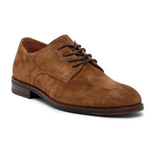 Tan suede dress shoes