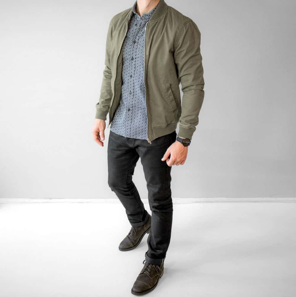 what to wear on a casual spring date   mens fashion inspiration