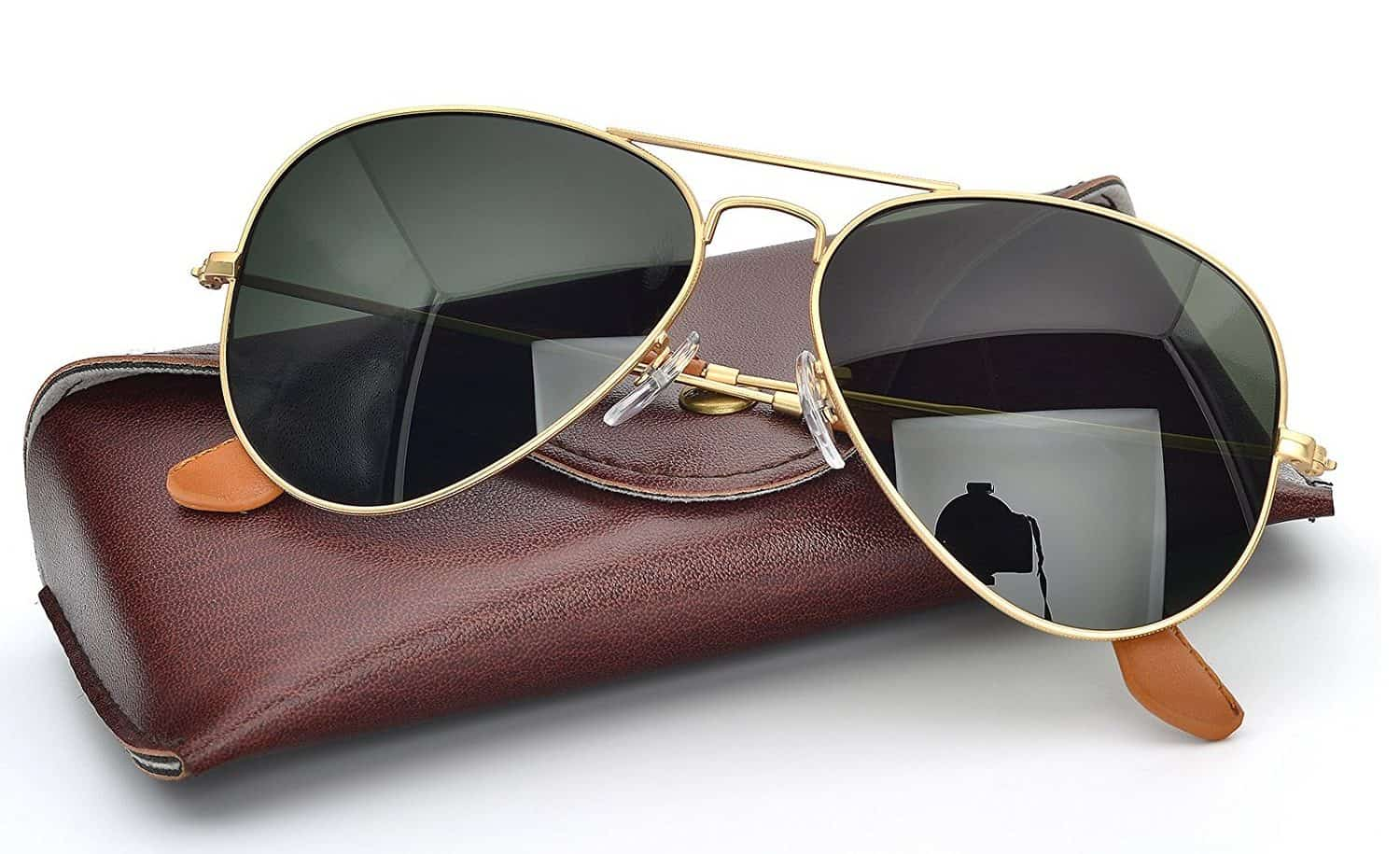 Image of BNUS corning aviator sunglasses