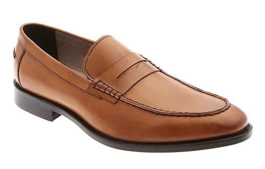 Image of Banana Republic Dellbrooke Italian loafer for men