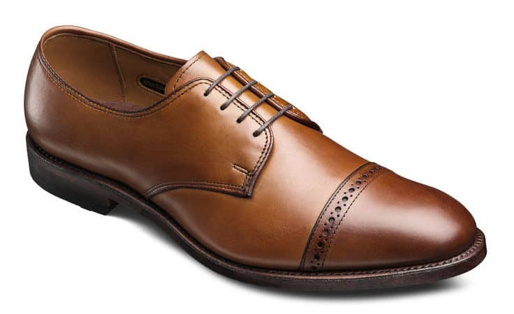 Image of Allen Edmonds Boulevard dress shoe