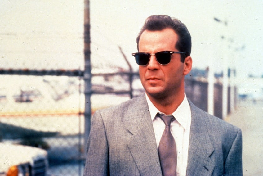 Image of Bruce Willis in Moonlighting TV series