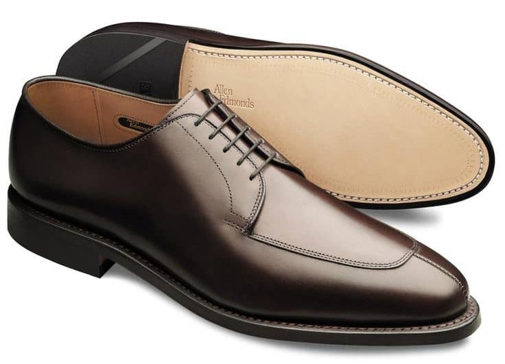 Image of Allen Edmonds Delray dress shoe