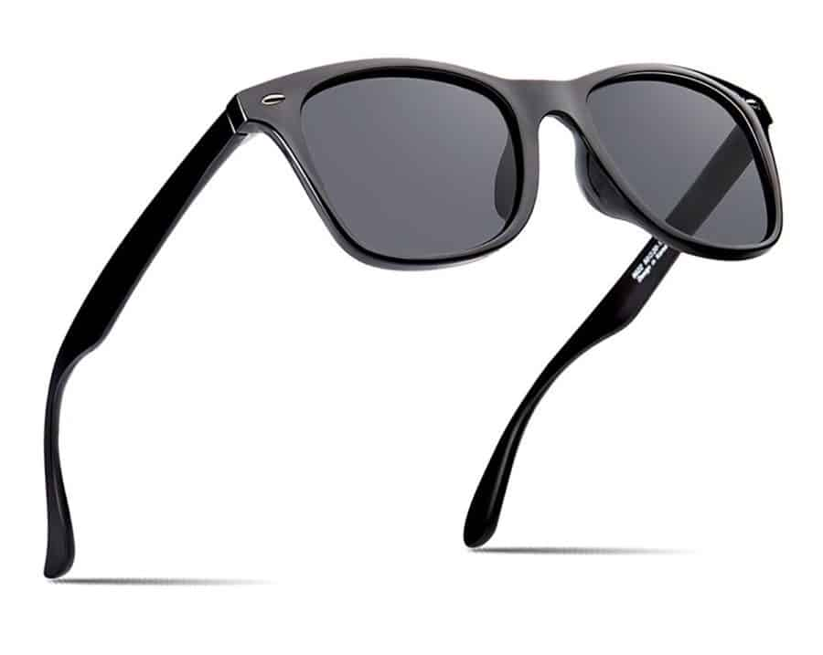 Image of Dollger wayfarer sunglasses for men