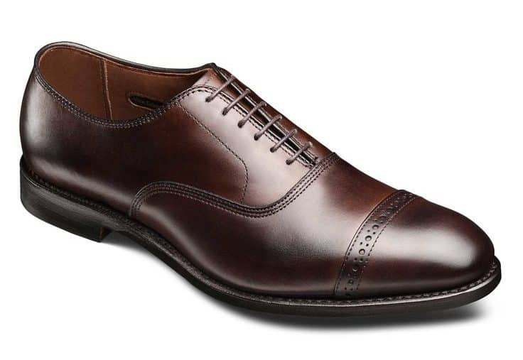 Image of Allen Edmonds Fifth Avenue dress shoe
