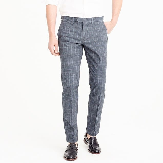 Image of J.Crew Ludlow slim fit pant