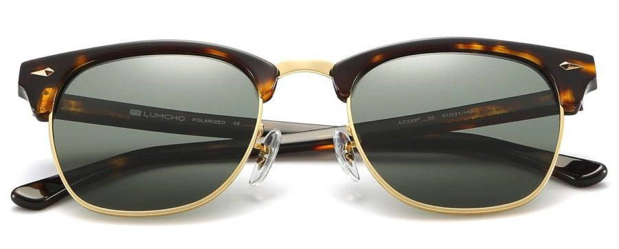 Image of Lumcho clubmaster sunglasses