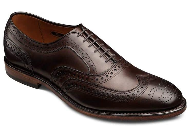 Image of Allen Edmonds McAllister dress shoe