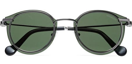 Image of MONCLER round frame sunglasses