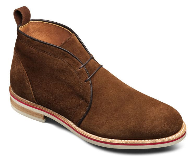 Image of Allen Edmonds nomad chukka boot