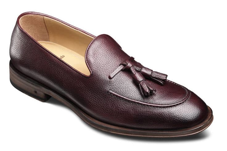 Image of Allen Edmonds Perugia loafer