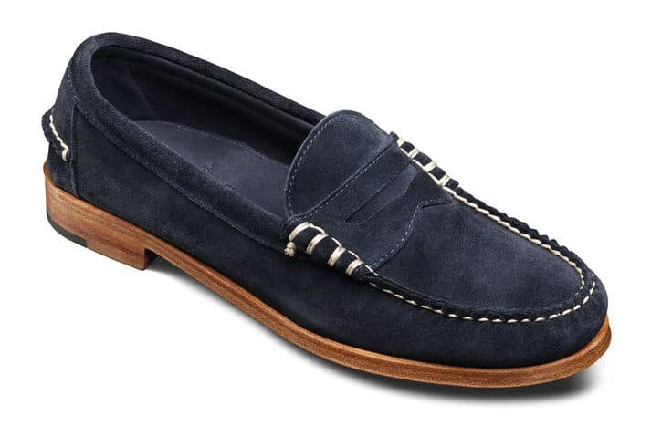 Image of Allen Edmonds sea island loafer