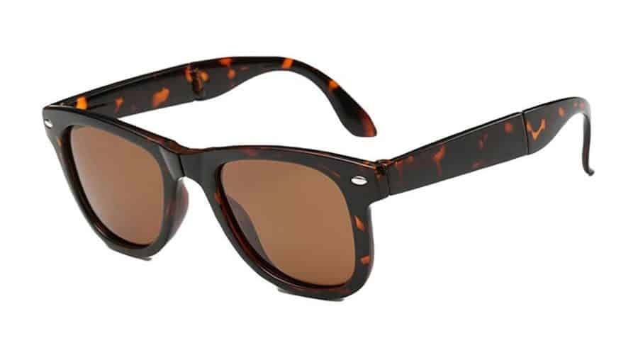 Image of SOOLALA folding sunglasses