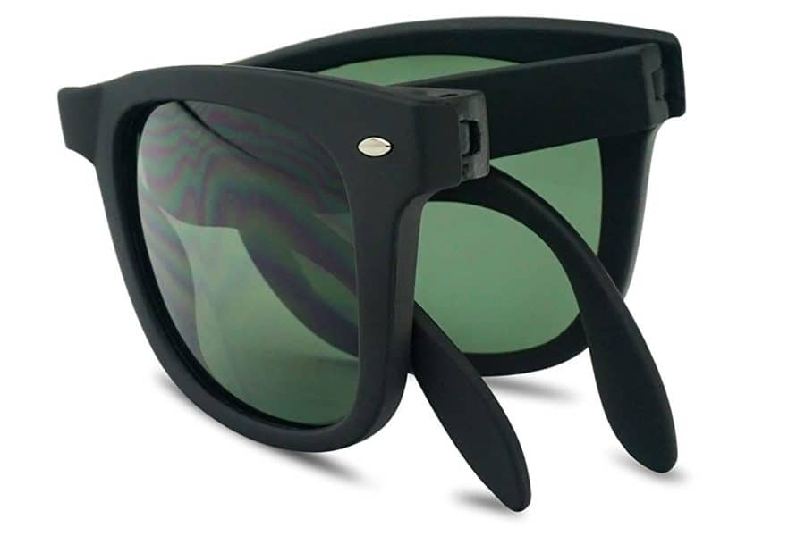 Image of SunglassUP folding pocket sunglasses