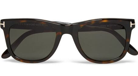 Image of Tom Ford Wayfarer sunglasses