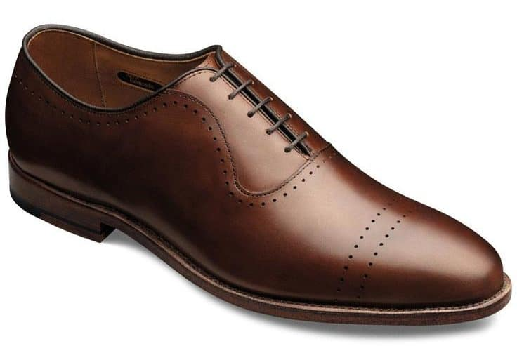 Image of Allen Edmonds Vernon dress shoe