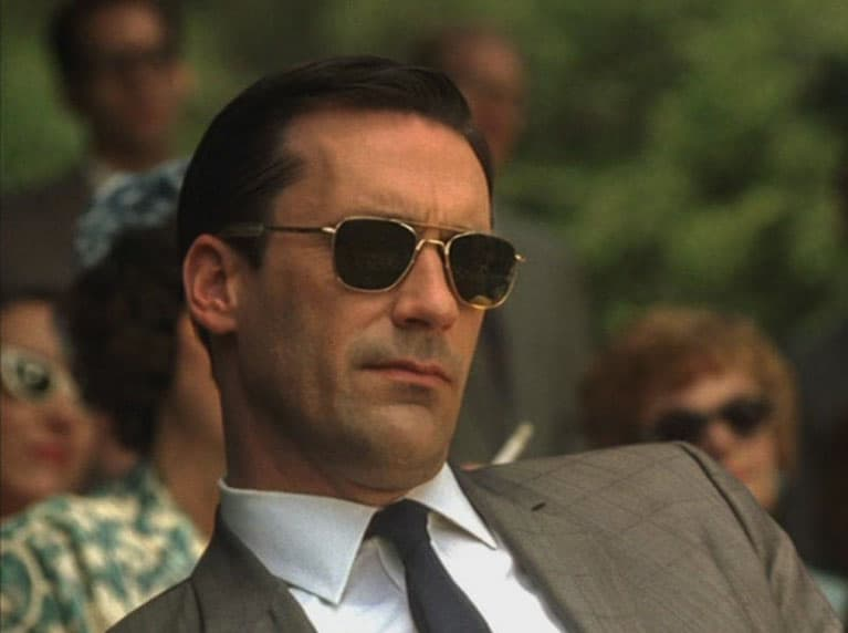 Don Draper sunglasses