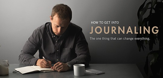 How to Get Into Journaling: The One Thing That Can Change Everything