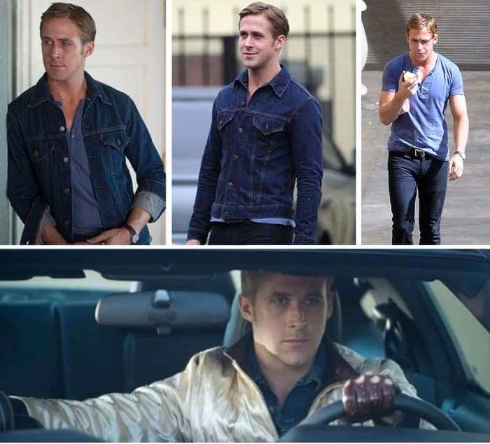 ryan gosling drive style outfit