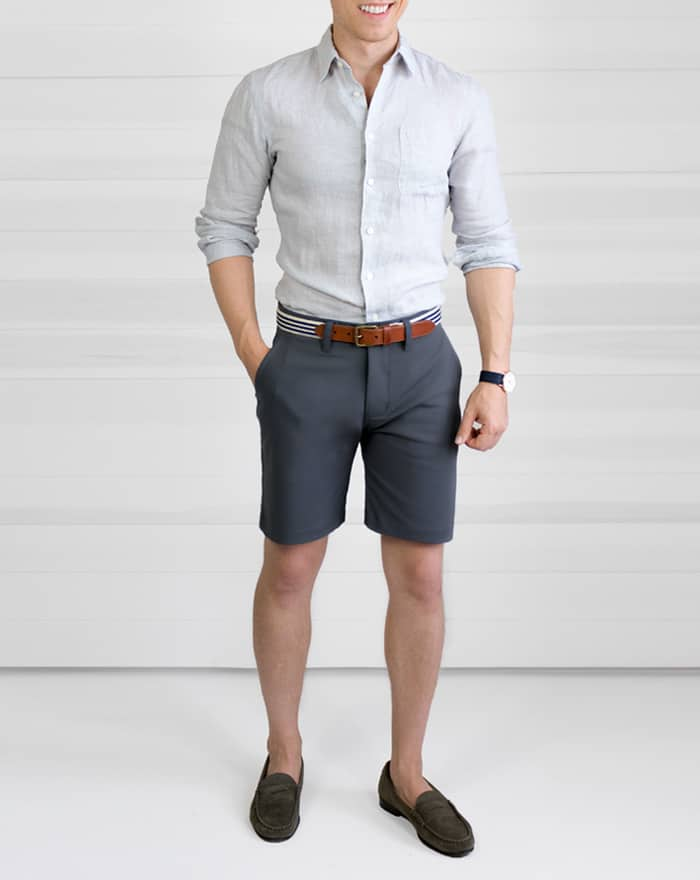dressed up summer outfit ideas for men
